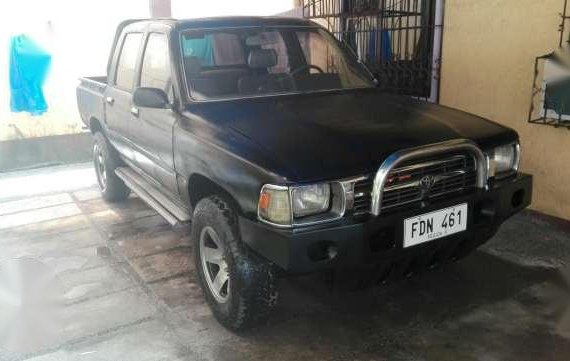 For sale 1995 Toyota Hilux