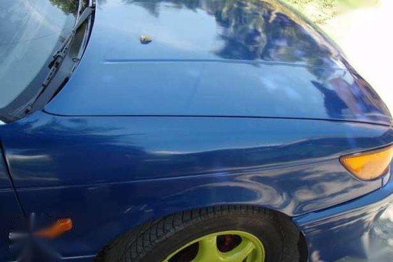 Mitsubishi Lancer Singkit 1990 Blue MT
