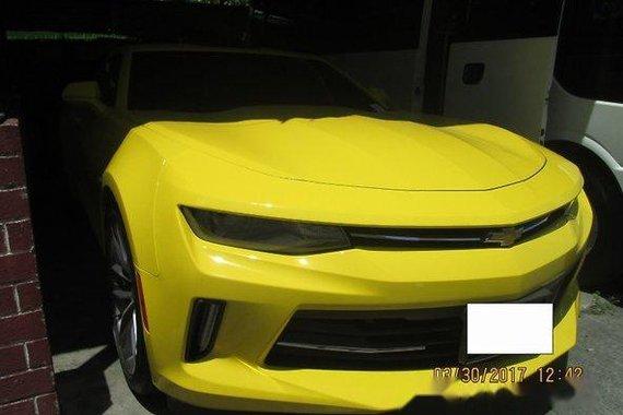 Chevrolet Camaro 2016 Automatic for sale