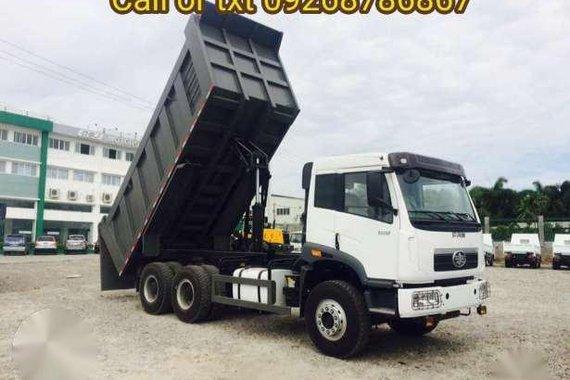 Brand new faw tractor head dump truck transit mixer cargo.