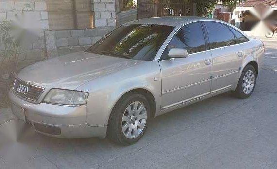 Audi A6 2001model Automatic