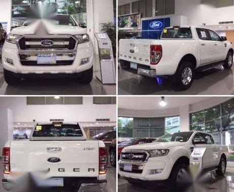 Zero Down Ranger 2.2L 4x2 XLT 4x2 Best Pickup Ford vs hilux vs strada
