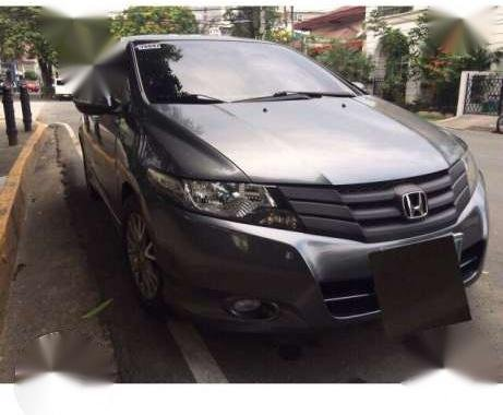 honda city 2010 automatic TOP OF THE LINE