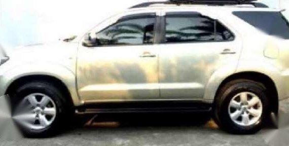 fortuner g diesel 2011