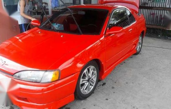 Toyota MR2 Paseo Red For Sale