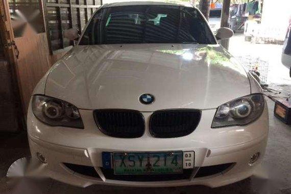 BMW E87 118i 2005 executive edition