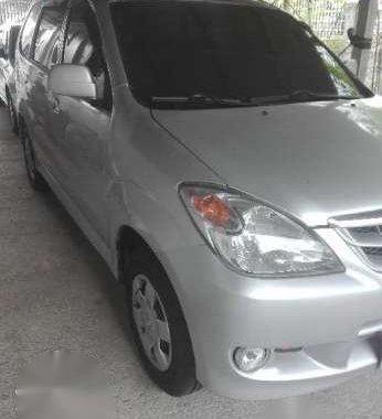 For sale 2007 Toyota Avanza