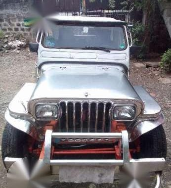 For sale Oner type Jeep