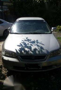 Honda Accord VTI 2000 Silver For Sale