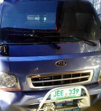 For sale Kia K2700 fb type