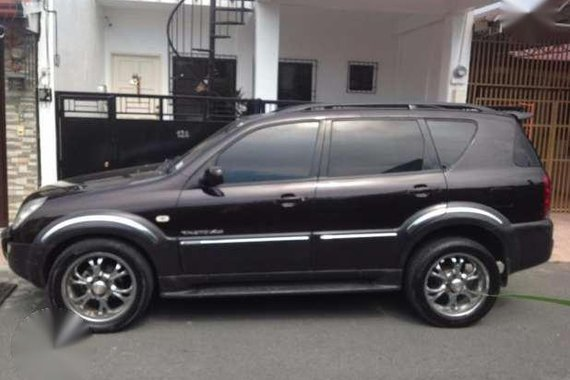"""2006 Ssangyong Rexton RX270 Xdi - Automatic """"Diesel Fuel"""""""