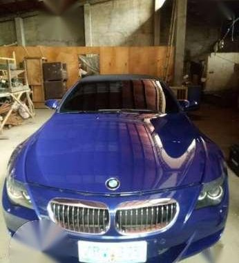 For Sale BMW M6 2008