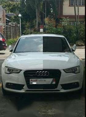 2016 Audi A5 2.0 TFSI Quattro 2500 kms only