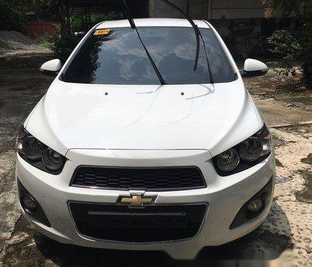 For sale Chevrolet Sonic 2014 LTZ