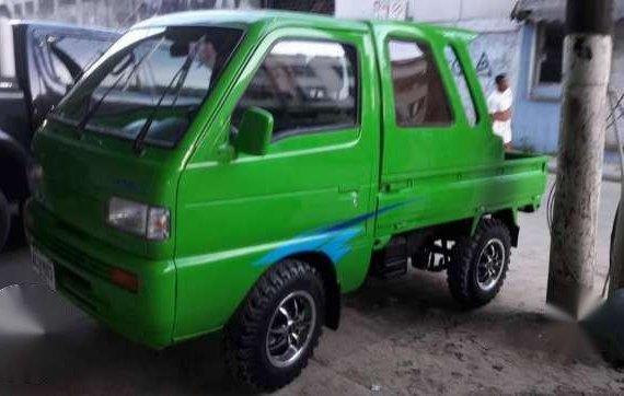 SuzukiI Multicab Pick-up4x4 Kargador