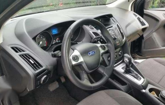 Ford Focus Trend 2013 Black AT
