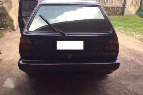 Volkswagen Golf GLI MK2 1991 AT