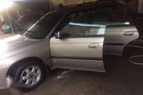 Subaru  Legacy Wagon 1998 Beige