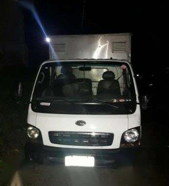 Kia k2700 close van