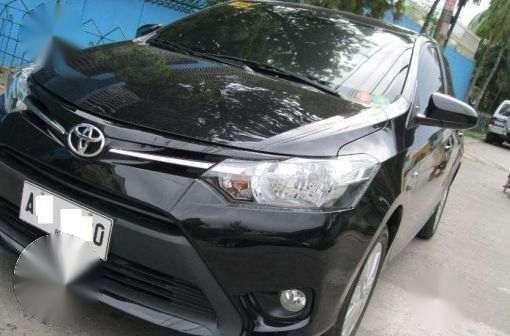 For Sale Toyota Vios E 2015 Black MT