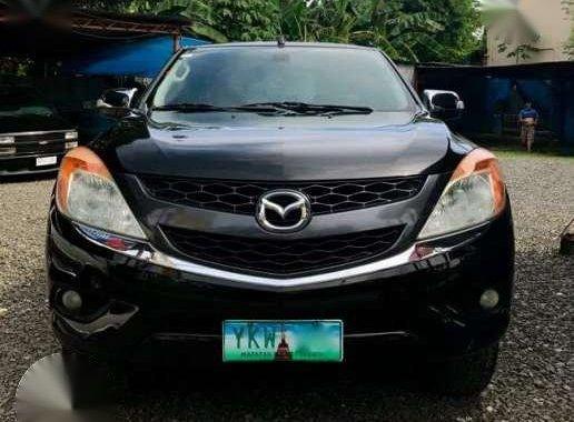 2013 Mazda B3-50 Black AT For Sale