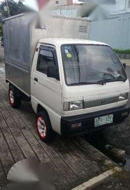 Suzuki aluminum van