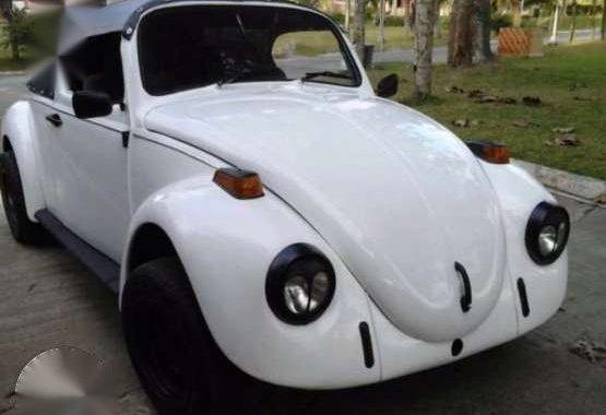 Vintage Car Volkswagen Topdown