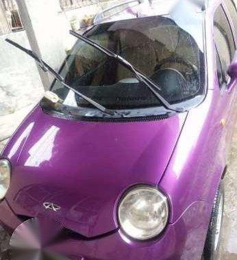 Chery QQ 2011 Automatic Purple For Sale