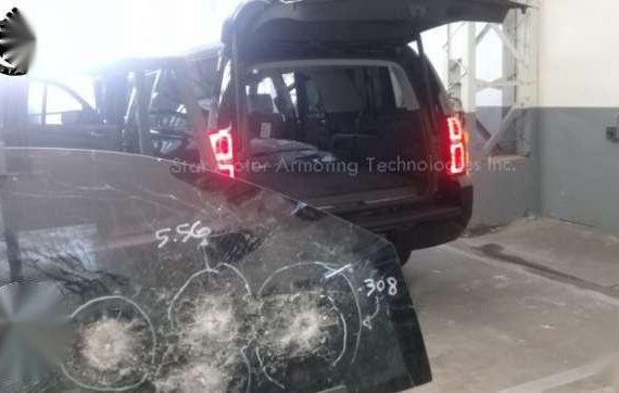 Chevrolet Suburban Armored 2017 For Sale