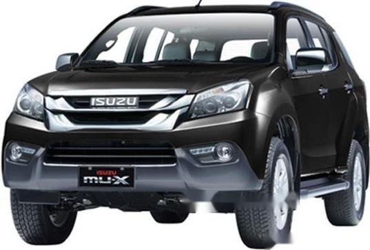 Isuzu Mu-X Ls-A 2017 for sale
