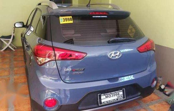 Hyundai i20 Cross Sport 1.4L AT limited