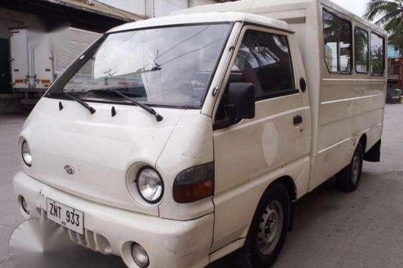 2008 Hyundai Porter H100 Diesel White For Sale