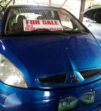 Mitsubishi Colt 2010 AT Blue For Sale