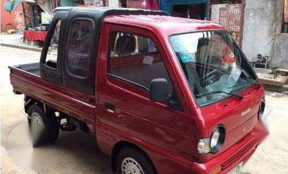 Suzuki Multicab Fresh Manual Red For Sale