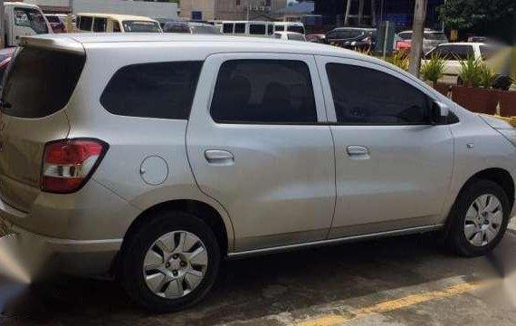 Chevrolet spin diesel 2014 good for sale