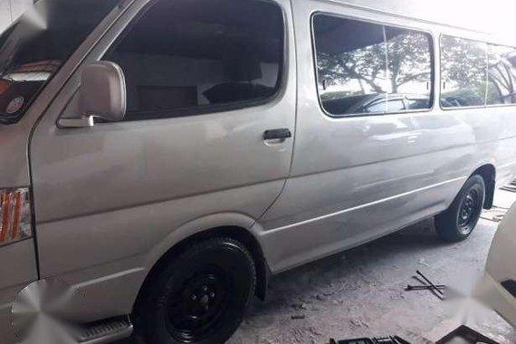 2011 foton van sale or swap Diesel manual alt to hiace urvan starex