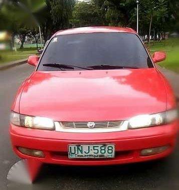 Mazda 626 efi