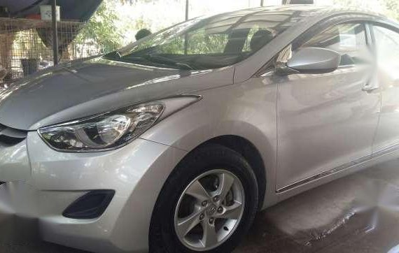2012 Hyundai Elantra Premuim 1.6