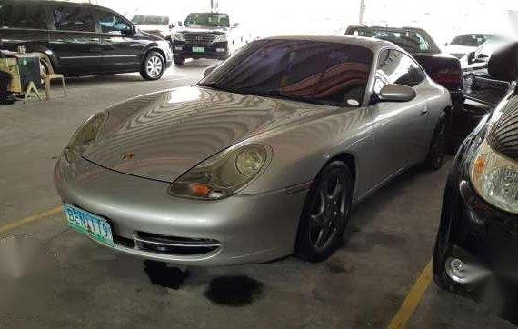 2000 Porsche 996 automatic