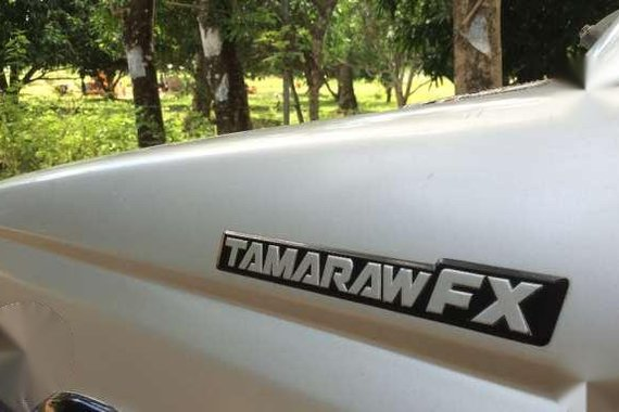 Tamaraw FX