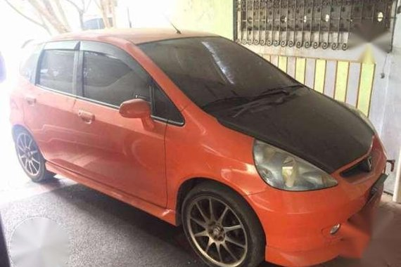 For Sale Honda Fit 2014 HB AT Orange