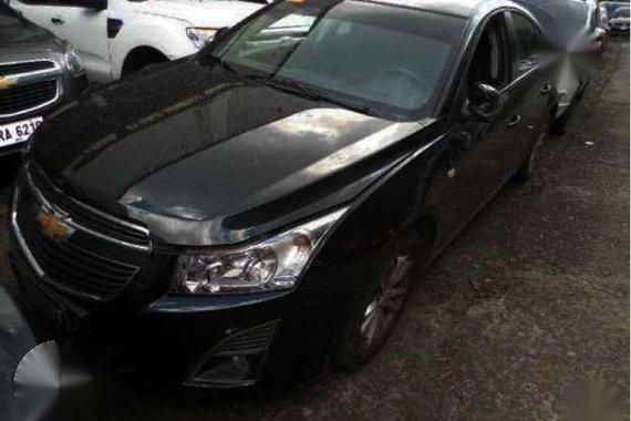 2015 Chevrolet Cruze LS 1.8 MT Black For Sale
