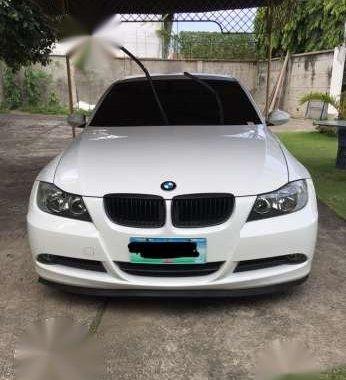 2008 BMW 320i executive