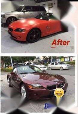 BMW Z4 2.5 2005 . 6 INLINE .
