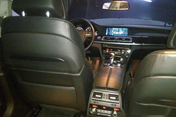 2011 BMW 750 Li Armored for sale