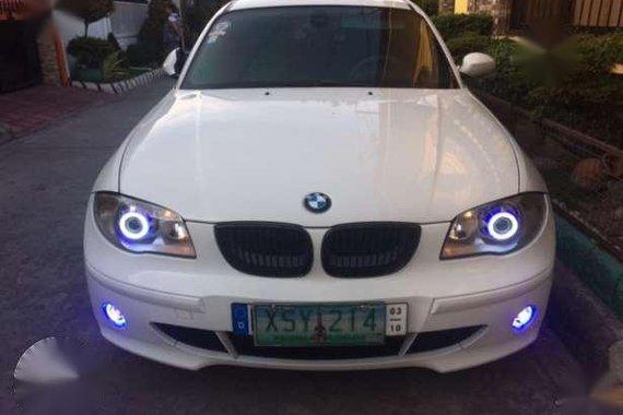 BMW 2005 118i executive edition automatic