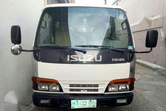Fresh Isuzu Elf NHR 1997 MT White For Sale