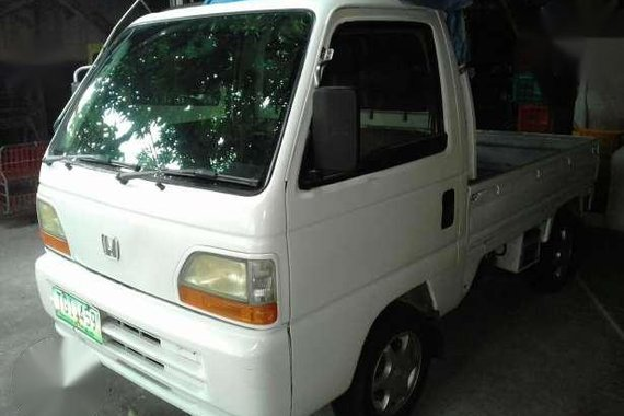 2011 Honda Acty Dropside AT White For Sale