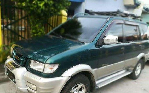 Isuzu Crosswind XUV 2003 MT Green For Sale