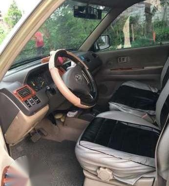 Toyota Revo vx200